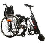 5ème roue Light Up pour fauteuil roulant manuel
