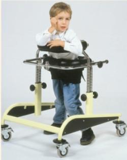 Déambulateur Dynamico pour enfant handicapé