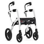 Déambulateur et fauteuil roulant Rollz Motion 2 en 1