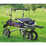 Déambulateur rollator Trionic Veloped Golf