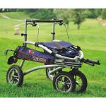 Déambulateur rollator Trionic Veloped Golf