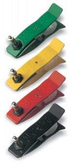 Electrodes membres à pince