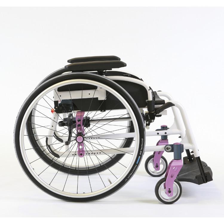 fauteuil roulant manuel action 5 sofamed. Black Bedroom Furniture Sets. Home Design Ideas