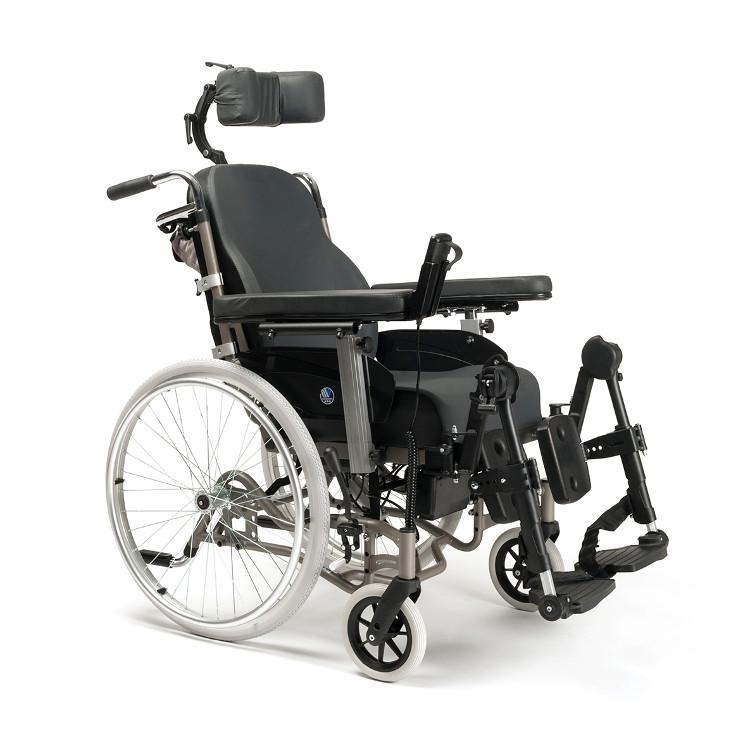 fauteuil roulant de confort inovys ii bascule lectrique. Black Bedroom Furniture Sets. Home Design Ideas