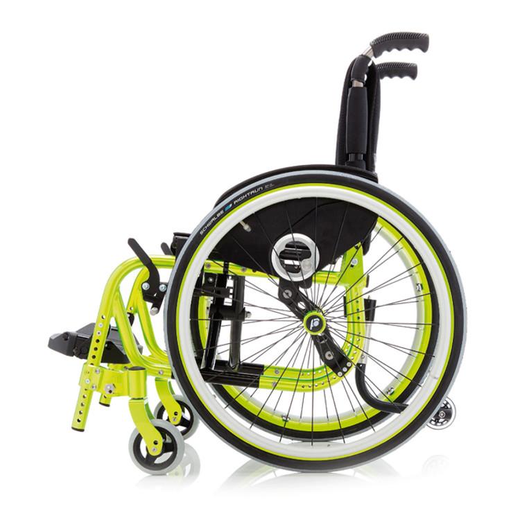 fauteuil roulant manuel pour enfant exelle junior sofamed
