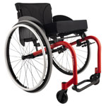 Fauteuil roulant actif l�ger Kuschall K-Series Attract