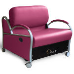 Fauteuil lit accompagnant Syreeta