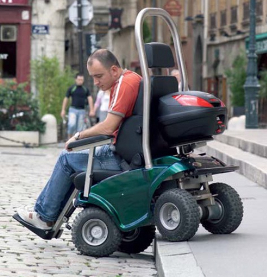 Fauteuil Roulant Tous Chemins P4 Country