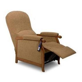 fauteuil de relaxation country 2 moteurs chaillard medilax sur sofamed. Black Bedroom Furniture Sets. Home Design Ideas