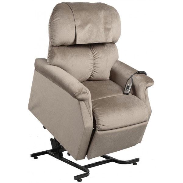 fauteuil releveur lectrique confort plus mini 1 moteur sofamed. Black Bedroom Furniture Sets. Home Design Ideas