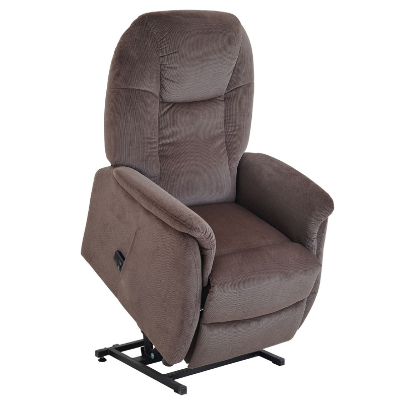 fauteuil releveur lectrique bergame 2 moteurs taille standard. Black Bedroom Furniture Sets. Home Design Ideas