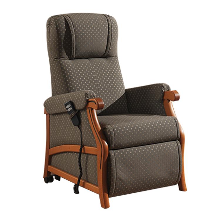 fauteuil releveur lectrique confort concerto 2 moteurs sofamed. Black Bedroom Furniture Sets. Home Design Ideas