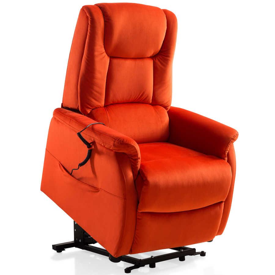 fauteuil releveur lectrique emeraude 2 moteurs fauteuil inclinable et relevable sofamed. Black Bedroom Furniture Sets. Home Design Ideas