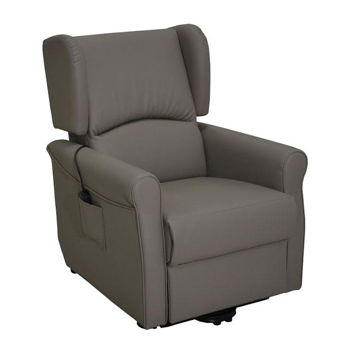 fauteuil releveur lectrique porto 2 moteurs sofamed. Black Bedroom Furniture Sets. Home Design Ideas