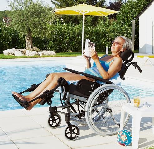 fauteuil roulant cl matis visco. Black Bedroom Furniture Sets. Home Design Ideas
