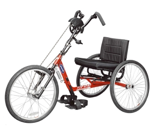 Fauteuil Top End Excelerator
