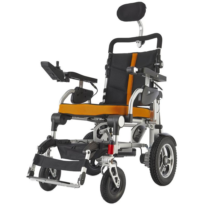 Fauteuil roulant électrique pliant SmartChair EVO AA1