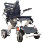 Fauteuil roulant électrique pliant SmartChair HOME, roues arrières 8''