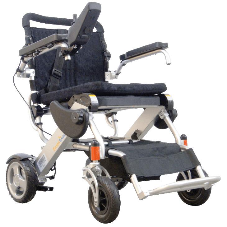 fauteuil roulant lectrique pliant smartchair home xl. Black Bedroom Furniture Sets. Home Design Ideas
