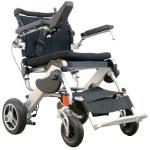 Fauteuil roulant électrique pliant SmartChair MIXTE, roues arrières 10''