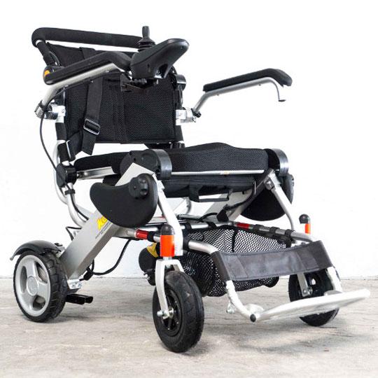 Fauteuil roulant électrique pliant smart chair
