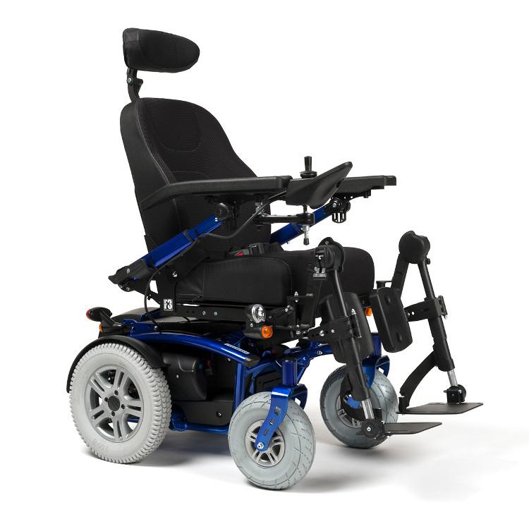 Fauteuil roulant lectrique forest 3 lift sofamed - Prix fauteuil roulant electrique ...