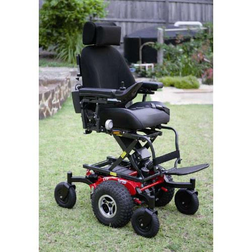 Fauteuil roulant lectrique frontier v6 fauteuil tout - Prix fauteuil roulant electrique ...