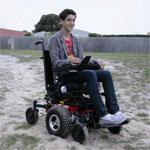 Fauteuil roulant électrique Frontier V6