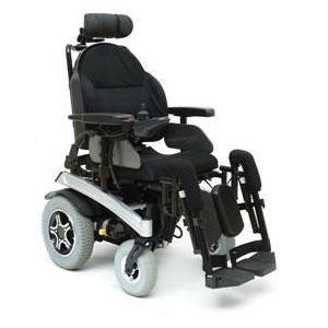 Fauteuil Roulant électrique Fusion R Sofamed - Prix d un fauteuil roulant Électrique