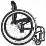 Fauteuil roulant léger IconChair avec suspension à air