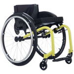 Fauteuil roulant actif l�ger Kuschall K-Series