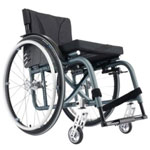 Fauteuil roulant actif l�ger Kuschall Ultra-Light