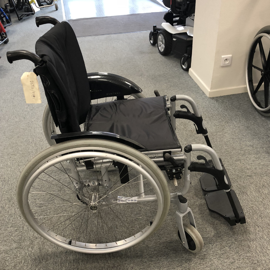 fauteuil roulant manuel l ger invacare spin x d 39 occasion fauteuil roulant manuel l ger sofamed