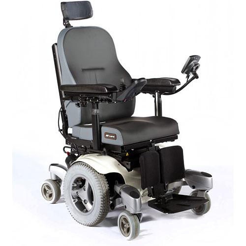 Fauteuil roulant lectrique quickie jive m sofamed - Prix fauteuil roulant electrique ...