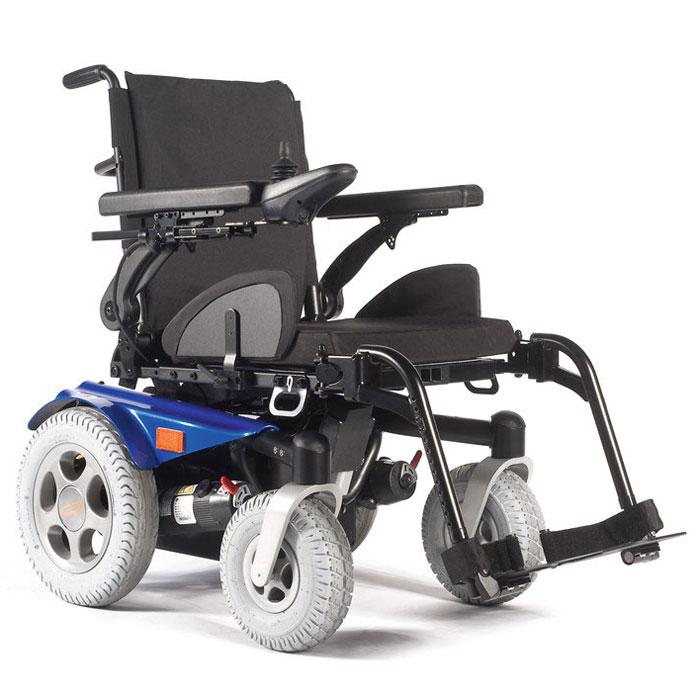 Fauteuil Roulant électrique Quickie Salsa R Sofamed - Prix d un fauteuil roulant Électrique