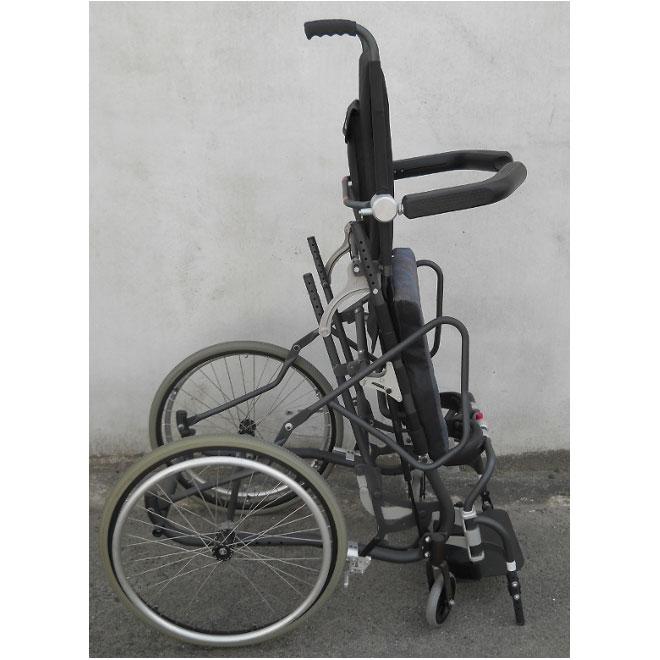 fauteuil roulant d 39 occasion verticalisateur manuel vivre debout ls. Black Bedroom Furniture Sets. Home Design Ideas