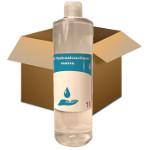 Lot de 12 flacons de gel hydroalcoolique Fareva 500 ml