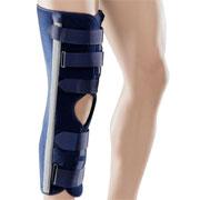 Attelle d'immobilisation du genou Ligaflex Immo 0° Thuasne