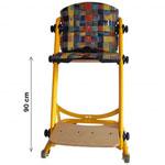 Hauteur d'assise jusqu'à 90 cm pour chaise Ina Fix