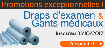 promo Draps d'Examen