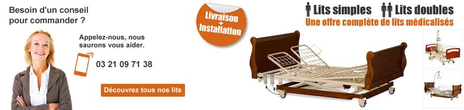 lit m dicalis table soul ve malades mobilier m dical sofamed. Black Bedroom Furniture Sets. Home Design Ideas
