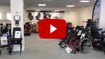 Showroom Sofamed : présentation de nombreux matériels