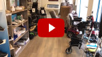 Espace magasin pour les particuliers