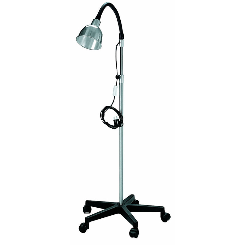 lampe d 39 examen sur pied 5 branches eclairage m dical sofamed. Black Bedroom Furniture Sets. Home Design Ideas