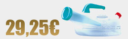 Urinal anti-reflux Homme Ursec