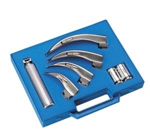 Laryngoscope acier
