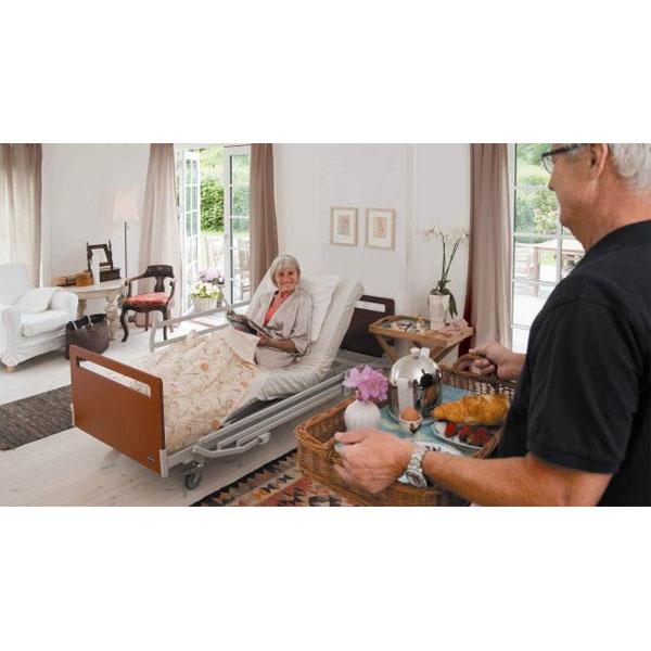 lit m dicalis alegio avec t te et pied. Black Bedroom Furniture Sets. Home Design Ideas