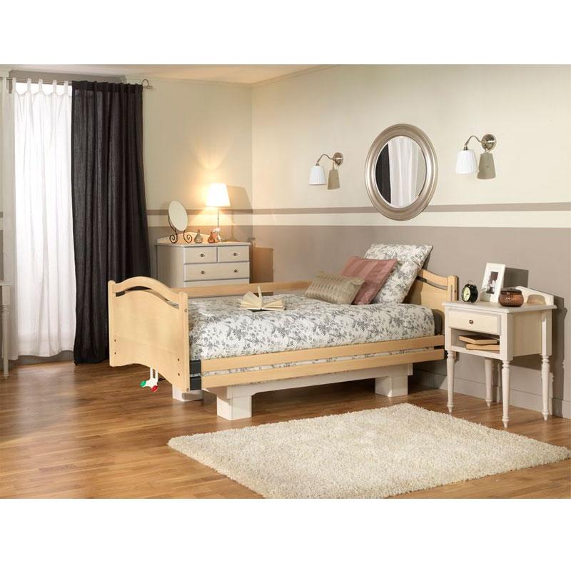 lit m dicalis lectrique euro 9000. Black Bedroom Furniture Sets. Home Design Ideas