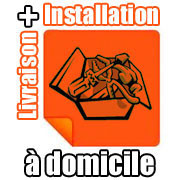 Service Plus Livraison - Installation