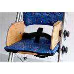 Maintiens latéraux fixes pour chaise Ina